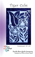 Tiger Cubs Quilt Pattern