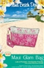 PINK SAND BEACH MAUI GLAM BAG PATTERN