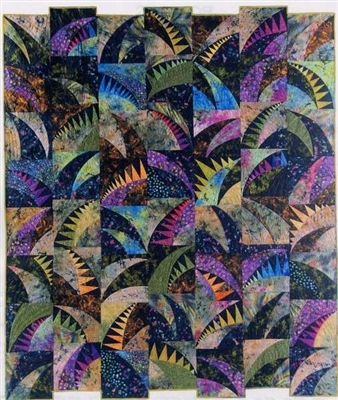 BOUJA Quilt Pattern by Aardvark Quilts (formerly called Borealis