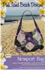 Newport Bag Quilt Pattern by Pink Sand Beach Designs