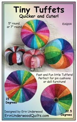 Tiny Tuffets Quicker and Cuter Pattern