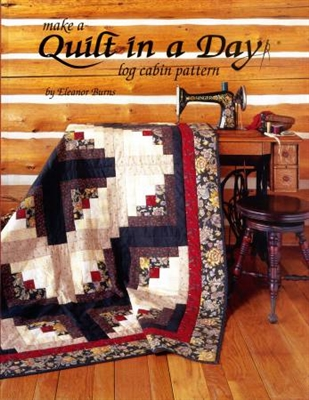 Make a Quilt in a Day Log Cabin Pattern Revised