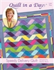 Speedy Delivery Quilt Pattern by Eleanor Burns