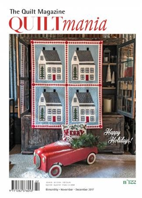 Quiltmania: Issue No. 122