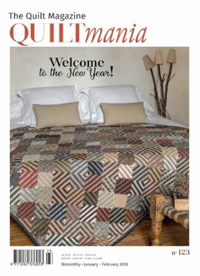 Quiltmania: Issue No. 123
