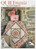 Quiltmania: Issue No. 125