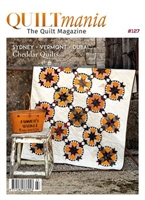 QuiltMania Magazine: No. 127  Sep/Oct 2018