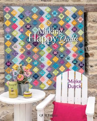 QUILTMANIA: Makiang Happy Quilts