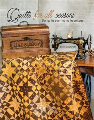 Quiltmania: Quilts For All Seasons