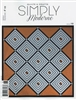 Quiltmania Simply Moderne No.  18