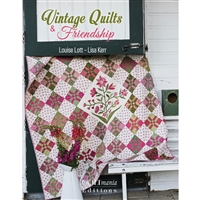Quiltmania: Vintage Quilts & Friendship