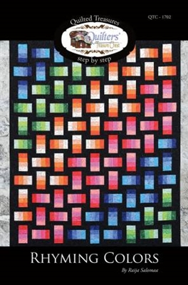 Rhyming Colors Quilt Pattern