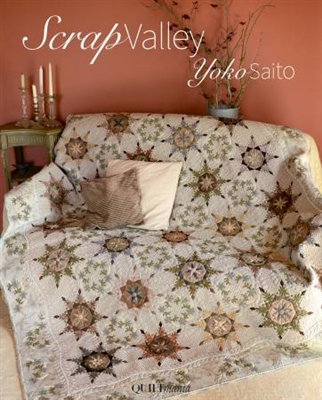 QUILTMANIA: Scrap Valley by Yoko Saito