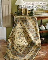 QUILTMANIA Book: CREATING HEIRLOOMS