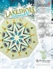 SNOWFALL Octagon Tree Skirt Quilt Pattern from Judy Nieymeyer