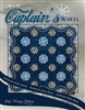 Captain's Wheel Quilt Pattern