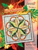 FIRE ISLAND HOSTA Foundation Paper Pieced  Quilt Pattern by Judy Niemeyer Quiltworx