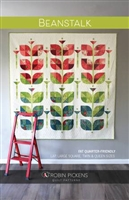 Beanstalk Quilt Pattern from Robin Pickens