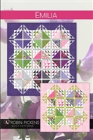 Emilia Quilt Pattern from Robin Pickens