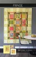Fringe Quilt Pattern from Robin Pickens