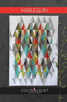 Harlequin Quilt Pattern from Robin Pickens