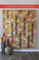 Positively Bohemian Quilt Pattern from Robin Pickens