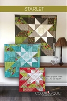 Starlet Quilt Pattern from Robin Pickens
