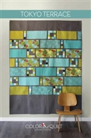 Tokyo Terrace Quilt Pattern from Robin Pickens