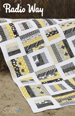 Radio Way Quilt Pattern