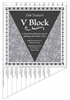 Studio 180 V Block Ruler by Deb Tucker