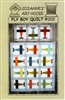 Fly Boy Quilt Pattern by Suzanne's Art House