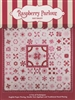 Raspberry Parlour Quilt Pattern Book by Sue Daley