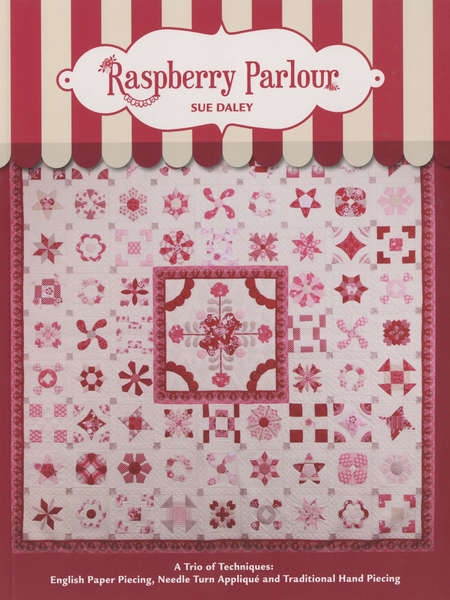 Parlour Quilt Pattern Book by Sue Daley : sue daley quilt patterns - Adamdwight.com