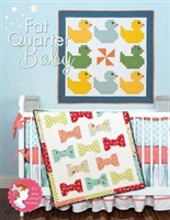 Fat Quarter Baby Book by It's Sew Emma