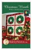 Christmas Wreath Wall Hanging Pattern by Shabby Fabrics