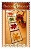 Patchwork Maple Leaf Table Runner  Quilt Pattern by Shabby Fabrics