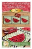 Patchwork Accents Table Runner July Watermelons by Shabby Fabrics