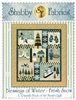 Winter Blessings BOM Quilt Pattern by Shabby Fabrics