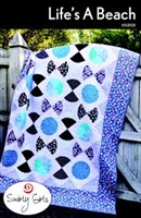Life's A Beach Quilt Pattern by Swirly Girls
