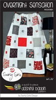Overnight Sensation Quilt Pattern by Swirly Girls
