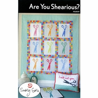 Are You Shearious? r Quilt Pattern by Swirly Girls