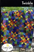 Twinkle Quilt Pattern by Swirly Girls