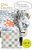 Sew Kind of Wonderful Chic Country Quilt Pattern