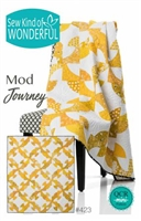 Mod Journey Quilt Pattern from Sew Kind of Wonderful