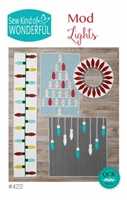 Mod Lights Quilt Pattern from Sew Kind of Wonderful