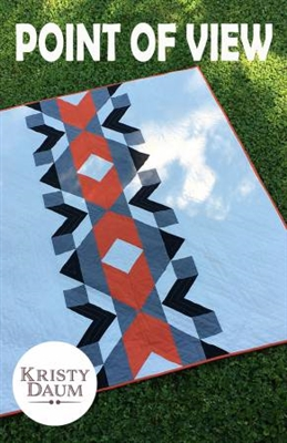 Point Of View Quilt Pattern