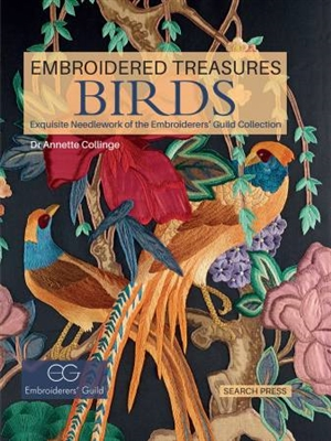 Embroidered Treasures Birds