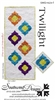 Twilight Table Runner/Wall Hanging Quilt Pattern