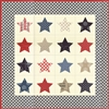 Sixteen Stars Quilt Pattern by Sweetwater
