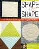 Shape-by-Shape: Free Motion Quilting